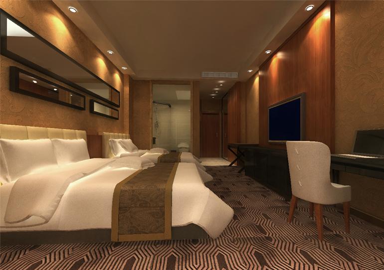 小型酒店大堂效果图 装修效果图欣赏